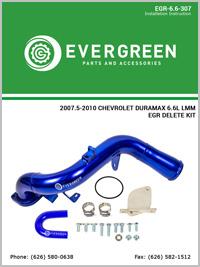 Evergreen Auto Parts & Components Inc