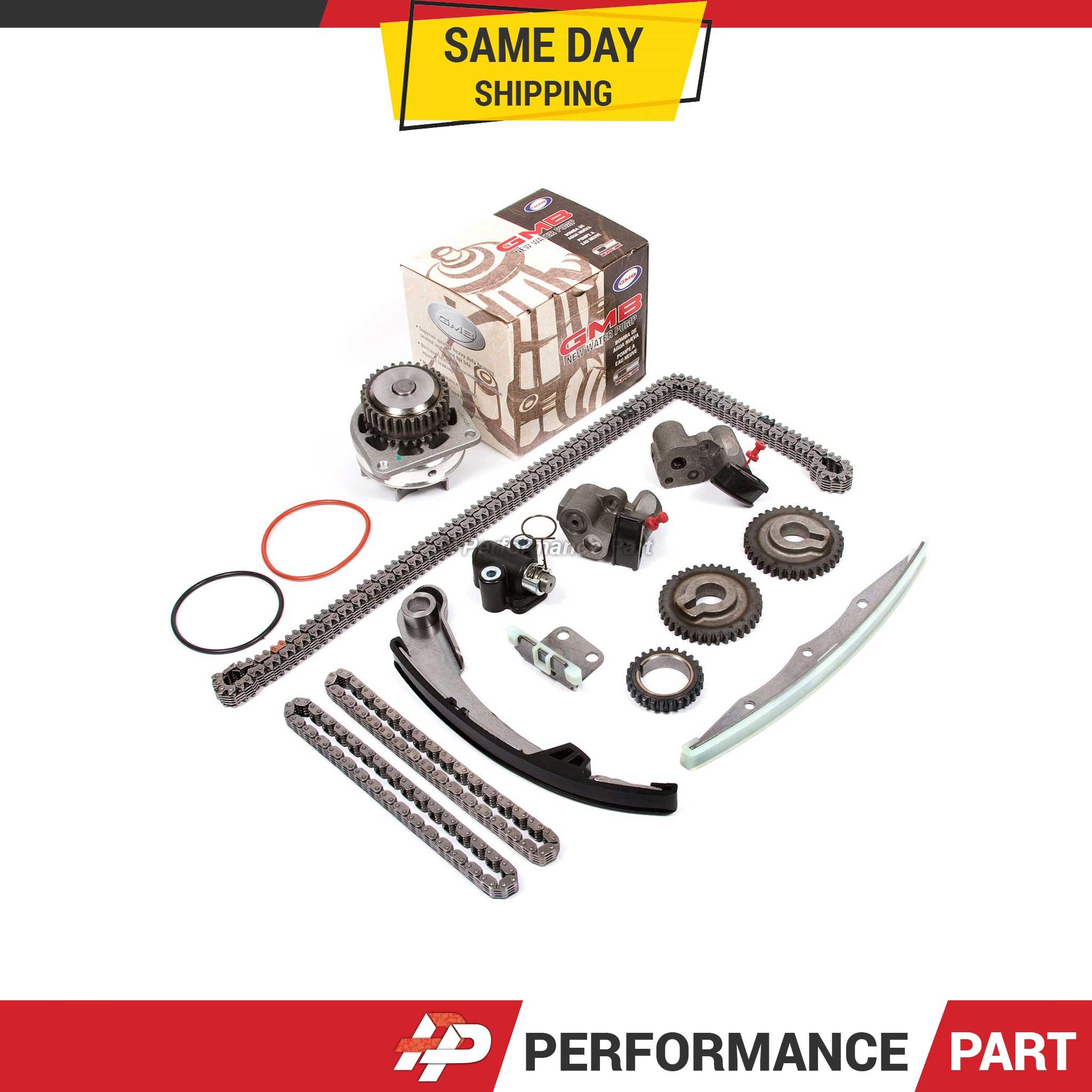 1998 Nissan Maxima Water Pump Quest Timing Belt Fits Altima Dohc De Chain Kit 2048x2048