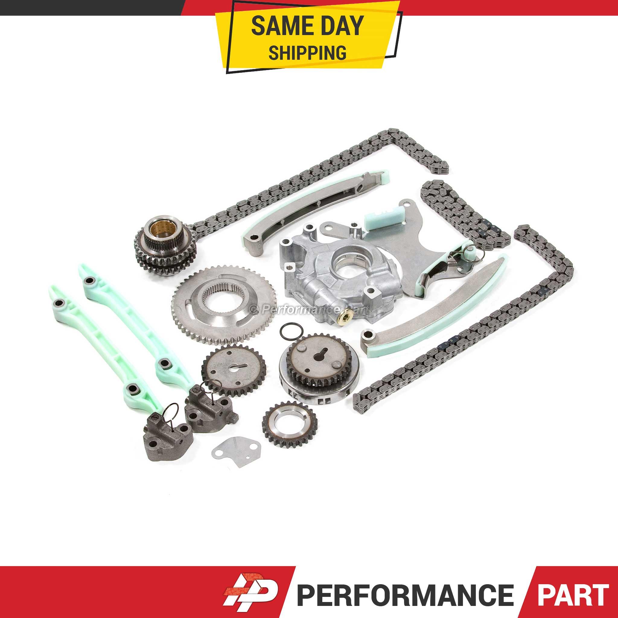 Dodge Durango Ram Jeep Grand Cherokee 4.7 SOHC Timing Chain Kit Oil